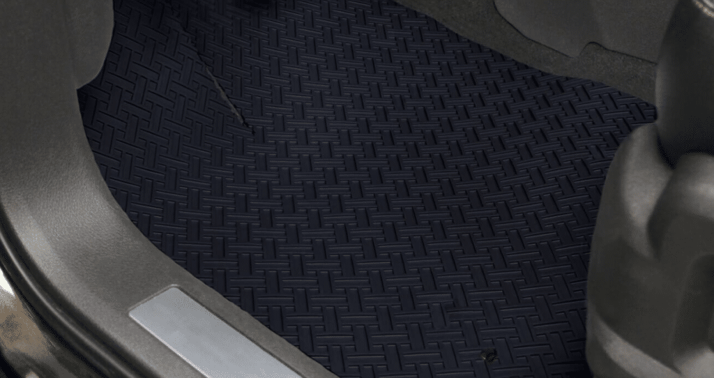 Lloyd Northridge floor mats and liners: construction